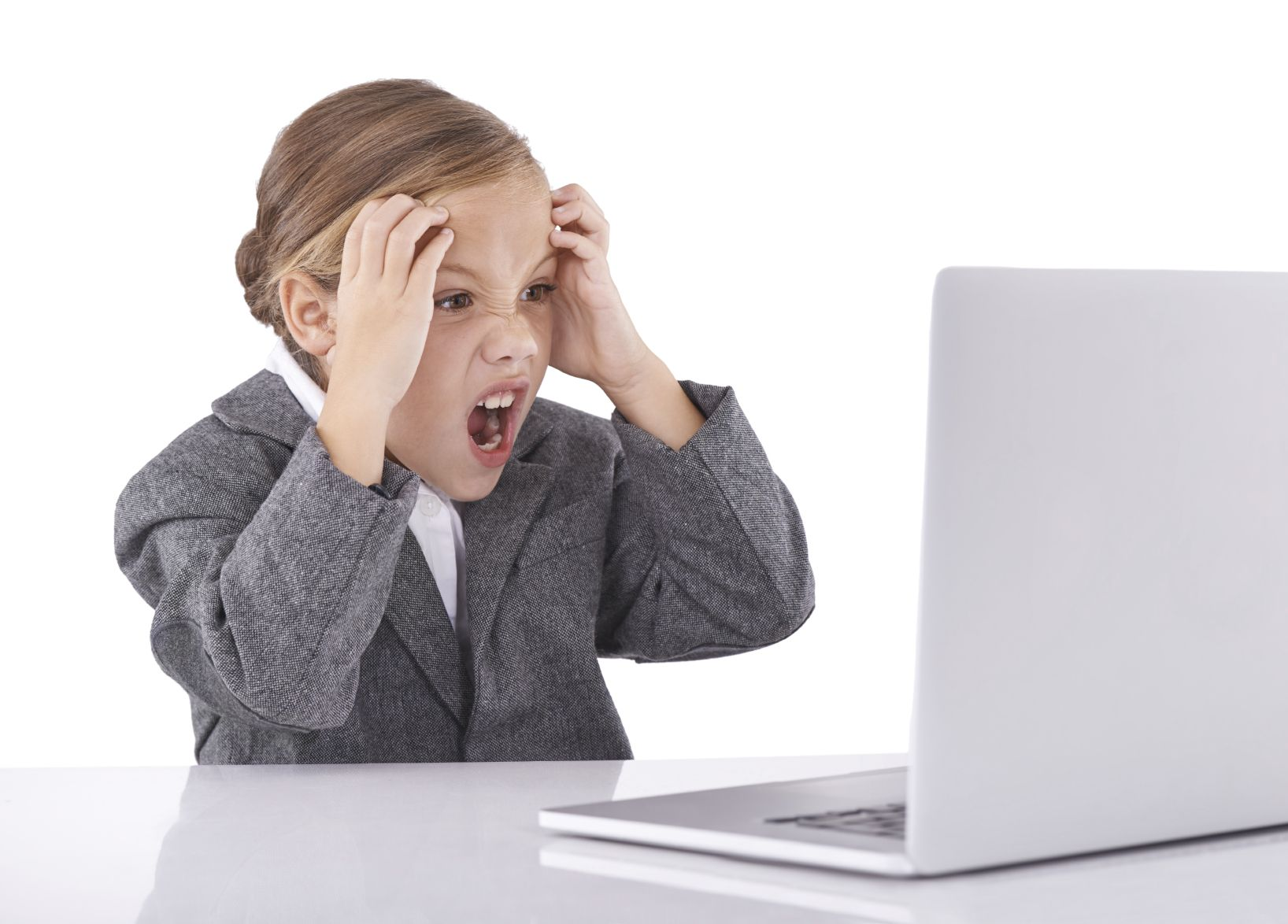 Frustrated-Kid